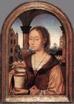 37. Quentin Massys. St. Mary Magdelen, ca. 1525. Royal Museum of Fine Arts, Antwerp, Belgium