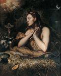47. Tintoretto. Magdalena penitente. Musei Capitolini. Roma. 1598-1602.