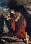 51. Orazio Gentileschi. Saint Mary Magdalen in Penitence. 1615.