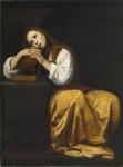 57. Giacomo Galli. The Penitent Mary Magdalene. 1620-1640.