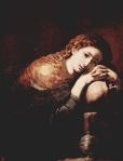 62. Penitent Magdalene (c. 1638-1640). José de Ribera. Museo Nacional del Prado, Madrid