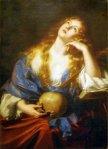 67. Maria Magdalena by Nicolas Régnier c. 1650