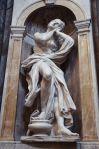 "73. Bernini, ""St. Mary Magdalen,"" 1661-1663, Chigi Chapel, Siena Cathedral, Siena."