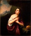 75. Bartolome Esteban Murillo. Madalena Penitente. 1665