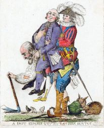 Gravura do século XVIII.