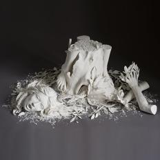 Kate MacDowell. Daphne. 2007.