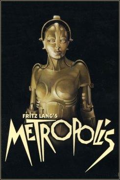 Metropolis. Cartaz.
