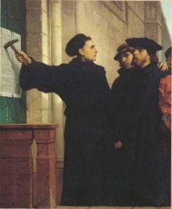 01. Lutero em Wittenberg. 1517.
