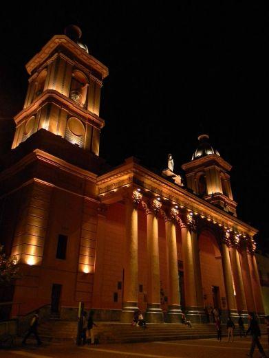 Catedral Basílica de Nuestra Señora del Valle. Catamarca, Argentina.
