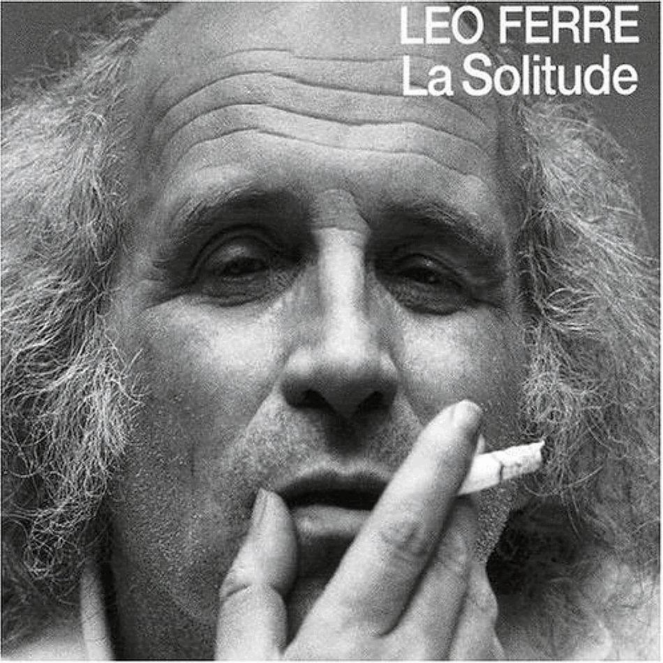 Leo_Ferre_la_solitude