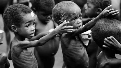 Fome em África