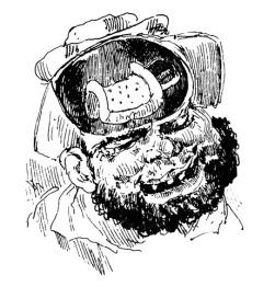 Rafael Bordalo Pinheiro. Zé Povinho, in O António Maria. 1880.