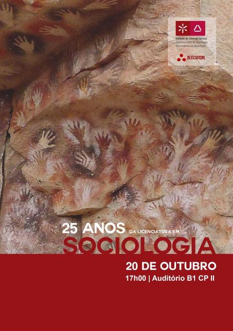 Sociologia 25. Programa frente.