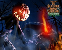 The Nightmare Before Christmas. The Pumpkin King