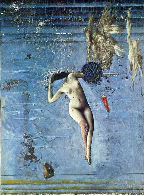 01. Max Ernst. Pleiades. 1920.