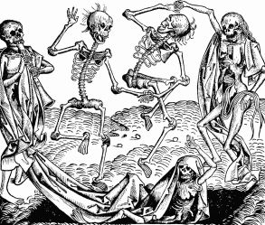 01. Nuremberg chronicles - Dance of Death. 1493