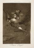 02. Goya. Caprichos 64. Buen Viage. 1799.