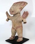 03. Figura sorridente. Cultura Remojadas. Vera Cruz. México. Secs. VII-VIII.
