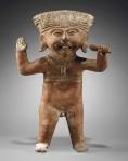 04. Figura sorridente. Cultura Remojadas. Vera Cruz. México. Secs. VII-VIII.