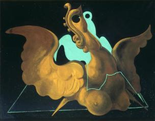05. Max Ernst, Chimere, 1928