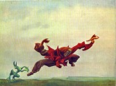 06. Max Ernst. The-angel of hearth and home. 1937