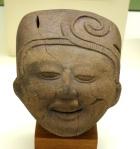 08. Figura sorridente. Cultura Remojadas. Vera Cruz. México. Secs. VII-VIII.