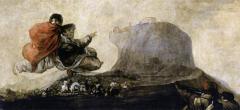 09. Goya. Vision fantástica Asmodea, 1819-1823