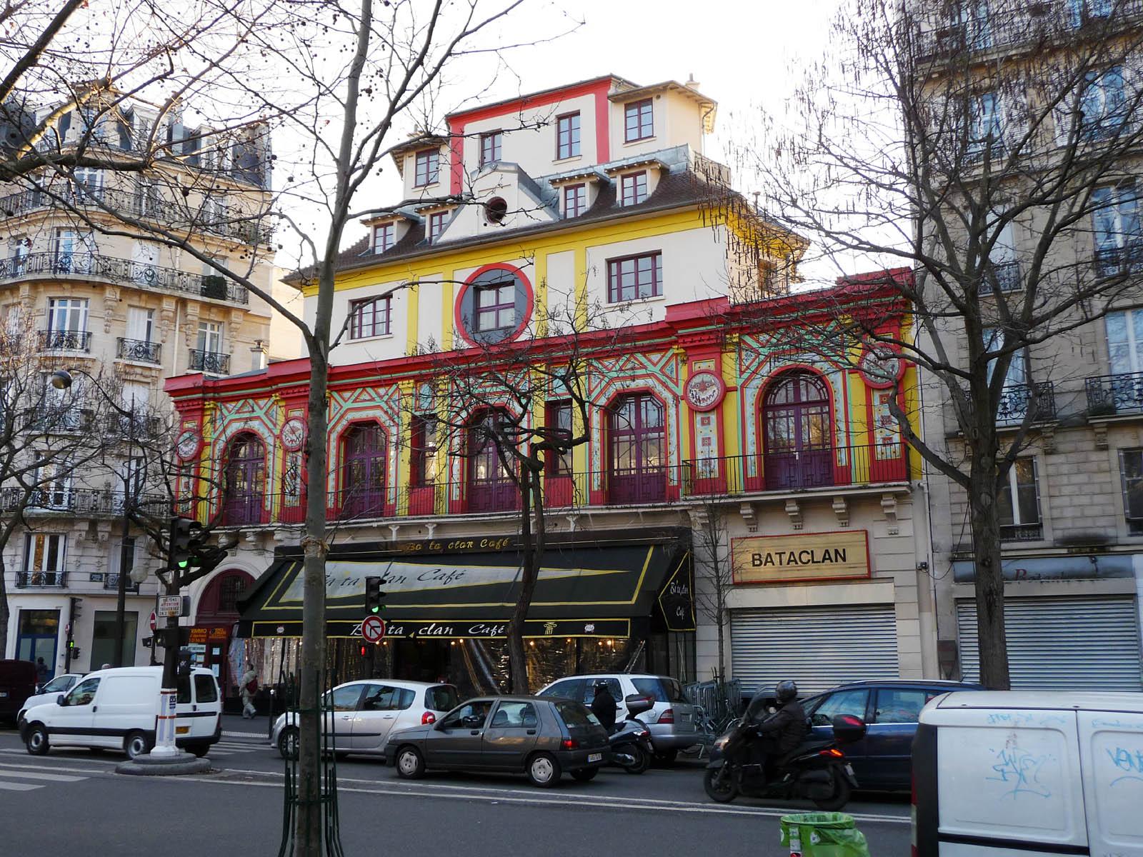 Bataclan. Paris