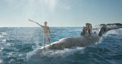 Old Spice. Whale