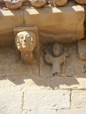 07. Janus e São Martinho. Igreja de San Martin de Artaíz