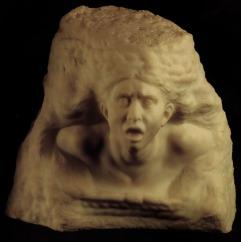 Auguste Rodin. A tempestade. 1886-1901.