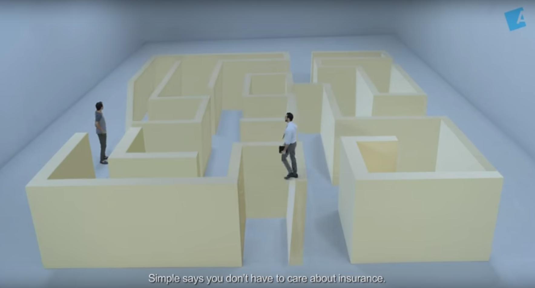 Labirinto seguros