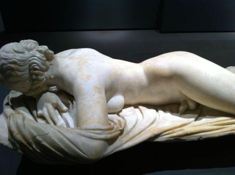 01. Hermafrodita. Musée National Romain (Palazzo Massimo).  Rome.