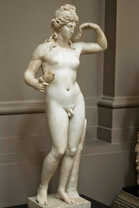 14. Hermafrodita. Lady Lever Art Gallery. - Cópia