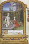 03. David espiando o banho de  Betasé. Heures à l'usage de rome. 1510