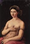 04. La Fornarina by Raphael (1520)
