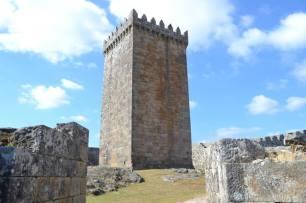 11. Melgaço.Torre de Menagem.
