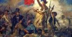 13. Eugène Delacroix. La liberté guidant le peuple. 1830.