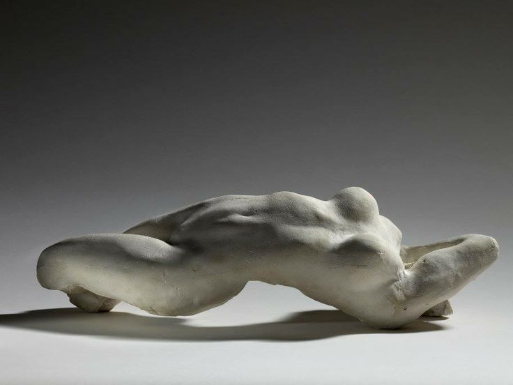 14. Auguste Rodin - Torse d'Adèle - 1880
