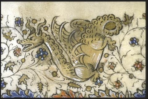 Chronique de Jean Froissart. Séc. XV,