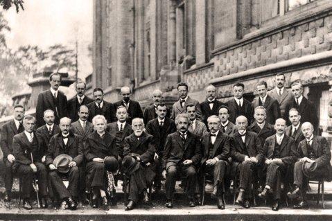 Conferência  de Solvay - 1927.