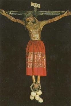 3. Santo Cristo de Burgos. Catedral de Burgos. Espanha.
