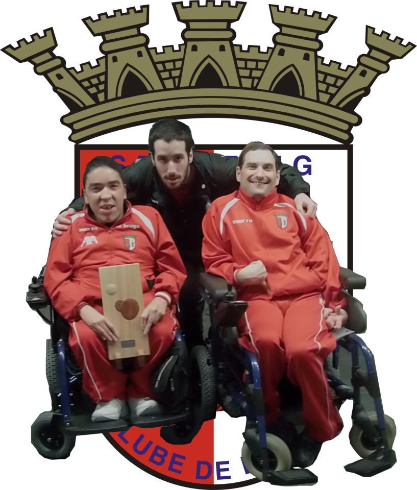 Paralímpicos do SC Braga