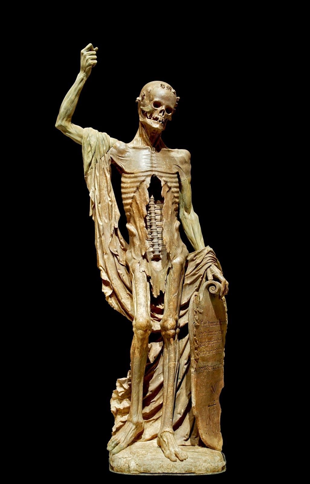 Danse Macabre at the Chaise-Dieu, circa 1470.