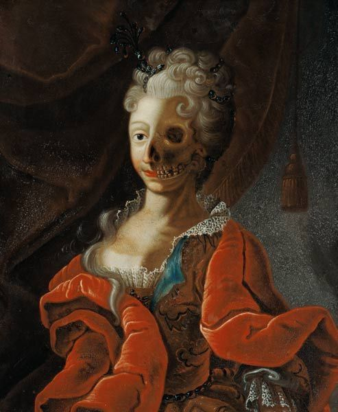 Giuseppe Arcimboldo. Vanitas. Séc. XVI.