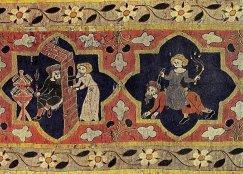 02. Fílis e Aristóteles. Freiburg. Alemanha. 1301-1325