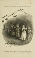 09. J.J. Grandville. Gertrude. Des roses et des donzelles.