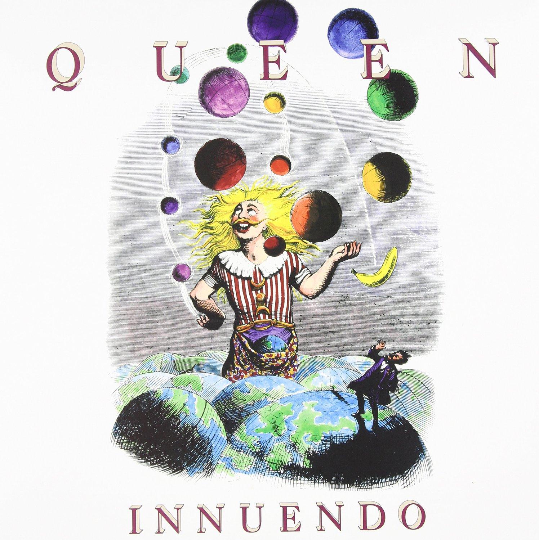11.1. Queen. Innuendo.