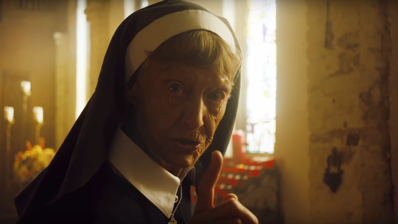 Sister Madonna Buder
