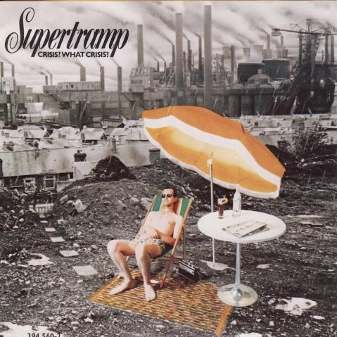 Supertramp. Crisis? What crisis? 1975